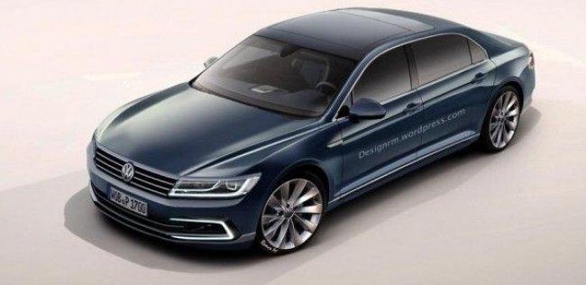 Volkswagen откладывает дебют нового поколения Phaeton