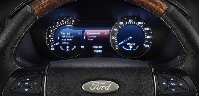 Ford запатентовал систему сбора медицинских показателей водителя