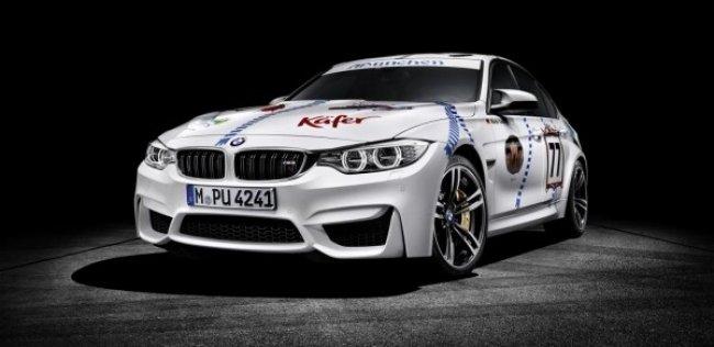 Компания BMW выпустила «пивной» седан M3