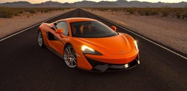 McLaren начал производство спорткара 570S