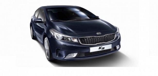 Компания Kia обновила седан Cerato