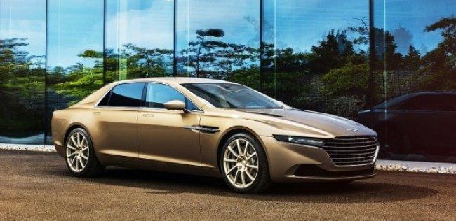 Aston Martin решил стать «законодателем мод» автомобильного мира