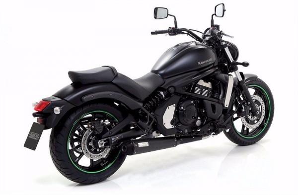 выхлоп Arrow Rebel для Kawasaki Vulcan S и Yamaha Star Bolt новости