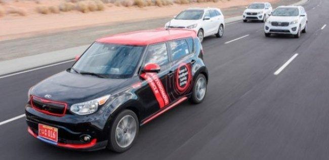 Kia создала отдельный бренд для систем автономного управления
