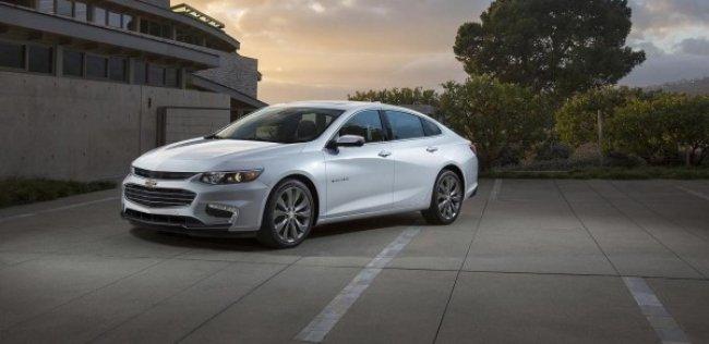 Chevrolet готовится к продажам гибридного Malibu