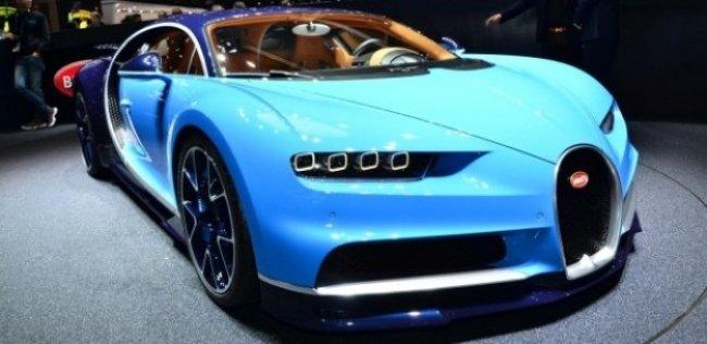 Bugatti Chiron планирует побить мировой рекорд скорости