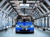 Daimler представляет электромобиль с большим запасом хода