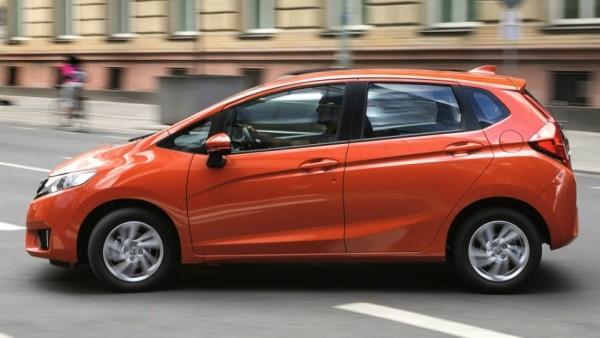 Honda Jazz и HR-V получат трехцилиндровый мотор