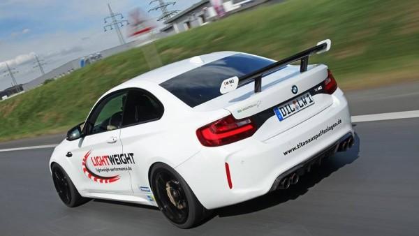 Немецкие тюнеры сделали BMW M2 мощнее и быстрее