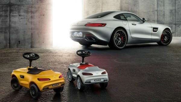 «Мерседес» выпустил «суперкар» для детей
