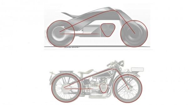 BMW сделала электрический мотоцикл будущего