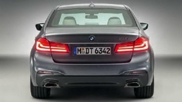 В Сети показали новую «пятерку» BMW