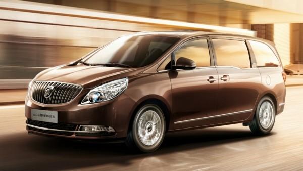 Buick анонсировал новый минивэн для Китая