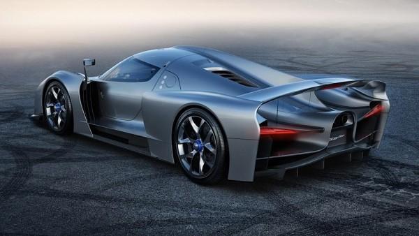 Американский миллионер изменил дизайн своего уникального суперкара