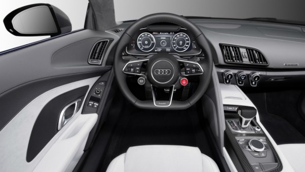 Audi свернула производство электрического R8