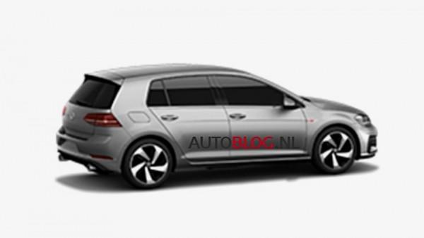 Volkswagen назвал сроки премьеры обновленного «Гольфа»