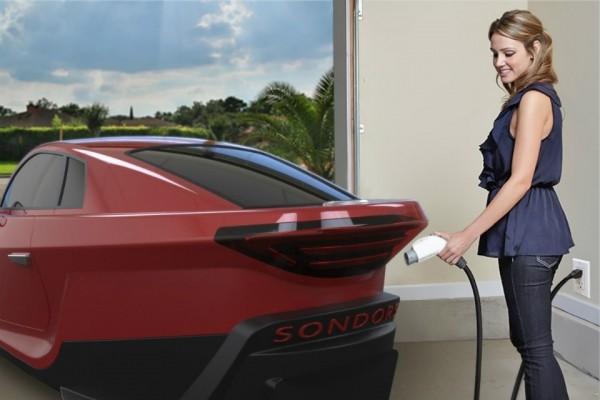 Американцы сделают трехколесный электрокар за 10 тысяч долларов