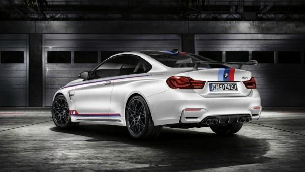 BMW выпустила M4 в честь чемпиона DTM