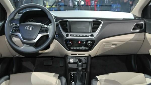 В Китае показали хэтчбек Hyundai Accent нового поколения