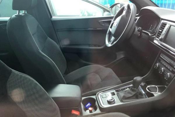 Шпионы сфотографировали 300-сильный кроссовер Seat
