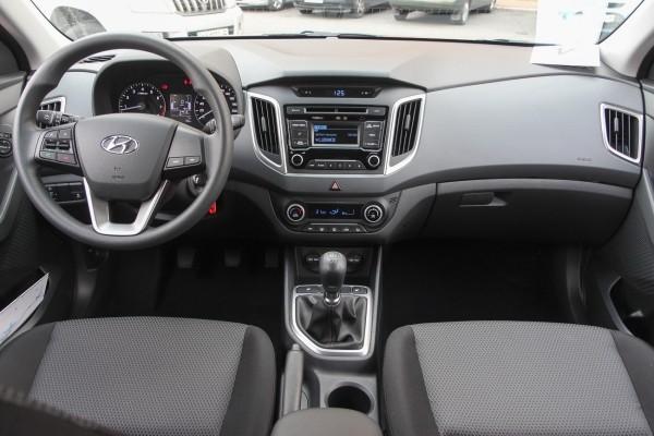 Презентована Hyundai Creta – первая проба на дорогах