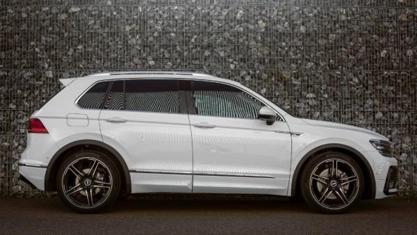 Ателье ABT подготовило первый тюнинг для нового VW Tiguan