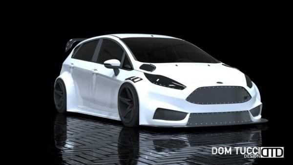 Ford привезет на фестиваль SEMA шесть тюнингованных хот-хэтчей