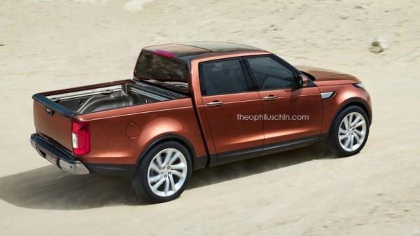 Первые изображения фермерского Land Rover Discovery