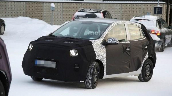 Новый Kia Picanto получит внешность в стиле Rio