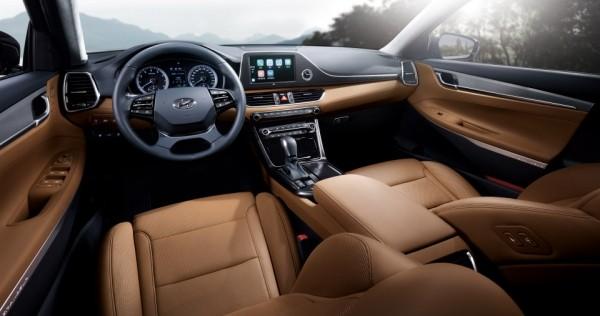 Седан Grandeur открыл «новую эру» в дизайне Hyundai