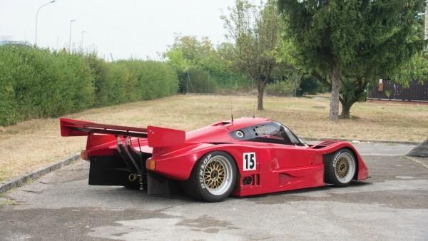 Гоночную Lancia из Группы C оценили в 280 тысяч евро