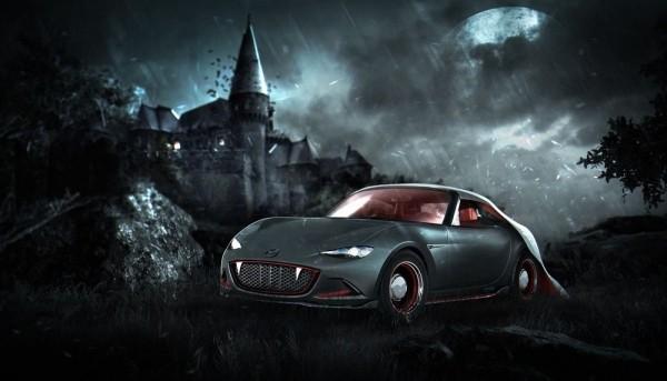 10 автомобилей с внешностью персонажей из фильмов ужасов