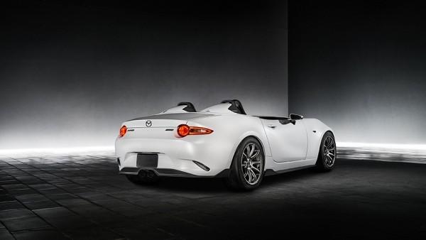 Концептуальный спидстер Mazda MX-5 стал на полцентнера легче
