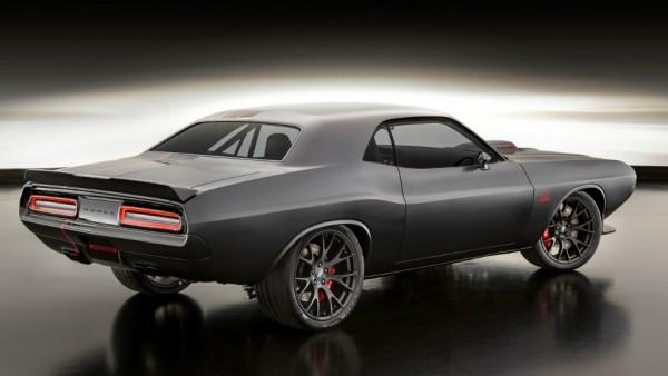 Dodge подготовил классический масл-кар к стандартам 21-го века