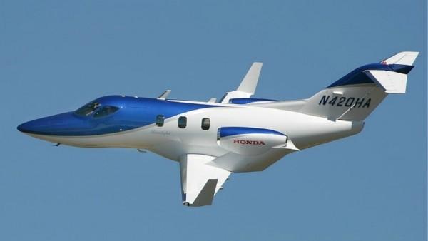 Самолет Honda установил два рекорда скорости