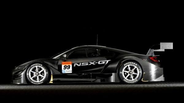 Гоночное купе Honda NSX оснастили 600-сильной «четверкой»