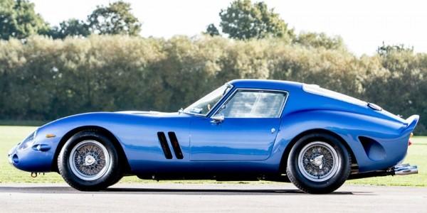 Классический Ferrari продадут за рекордные 56 миллионов долларов