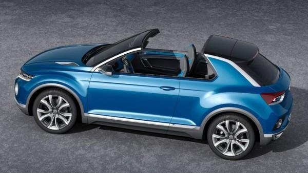 Названы сроки появления кроссовера на базе Volkswagen Golf