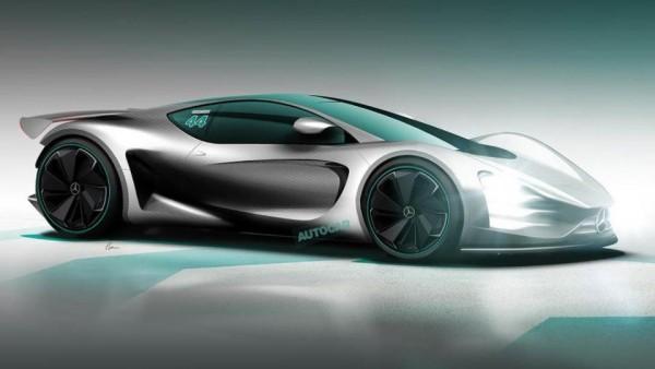 Глава AMG назвал мощность будущего гиперкара с мотором Формулы-1