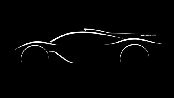 Гиперкар Mercedes-AMG распродали за год до премьеры