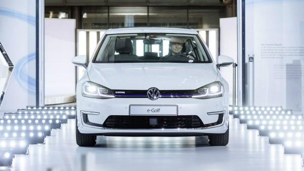 Volkswagen возобновит производство на «Стеклянной мануфактуре»