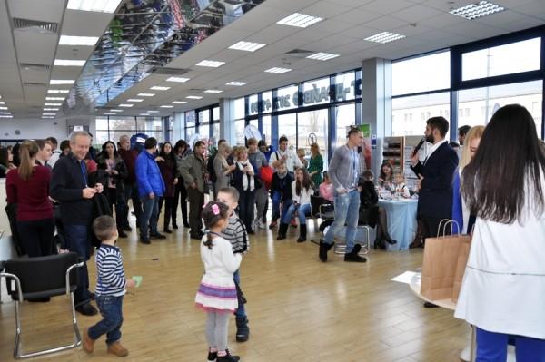 Автоцентр Subaru «Богдан-Авто Подол» отметил 10-летний юбилей