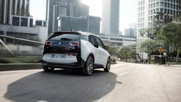 BMW серьезно обновит электрокар i3 в 2017 году