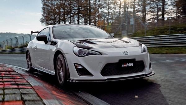 Созданием «горячего» суббренда «Тойоты» займутся гонщики