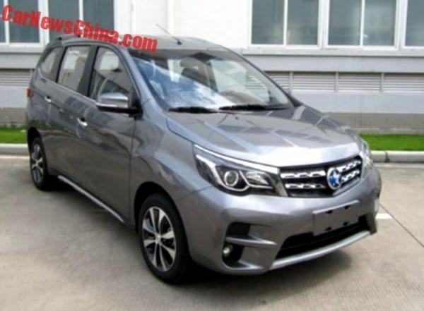 Nissan и Dongfeng разрабатывают минивэн Venucia