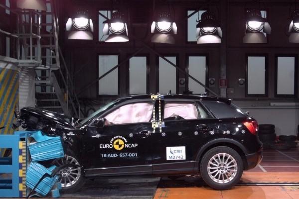Euro NCAP провел очередную серию краш-тестов