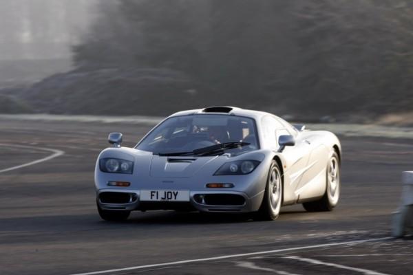 Легендарный суперкар McLaren F1 разбили в ДТП