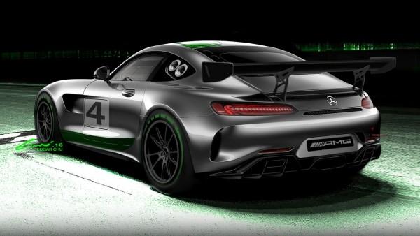 «Мерседес» построит суперкар для гонщиков-любителей