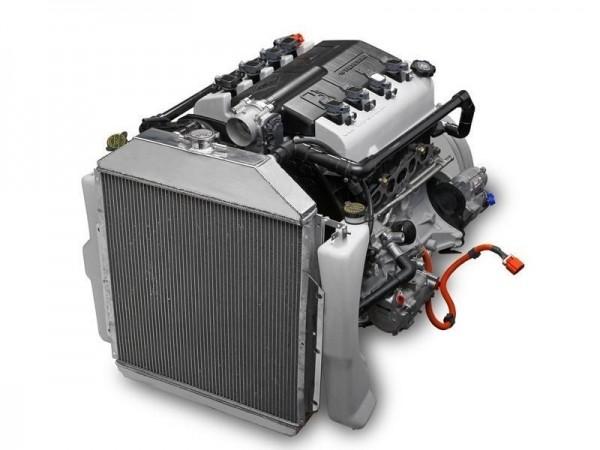 Компания Eco-Motive продемонстрировала прототип двухтопливного двигателя