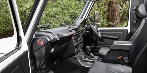 Технически устаревший пикап G-Class Мерседес оценил в $90 000!